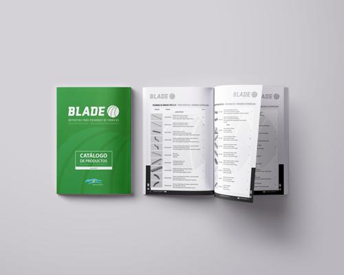 Presentación Catálogo Blade