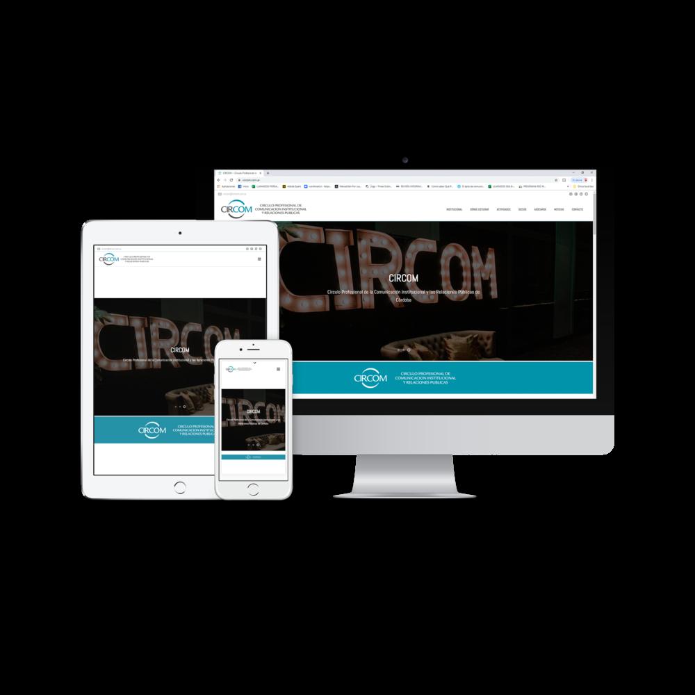 Web CIRCOM